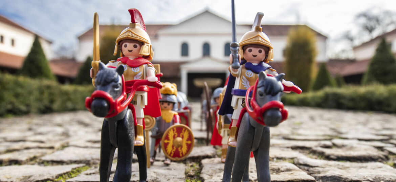 Ausstellung Playmobil 1 q